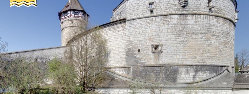 Munot Schaffhausen Virtuelle Tour