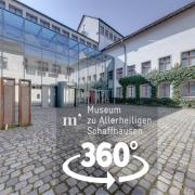 Virtuelle Tour Museum zu Allerheiligen Schaffhausen
